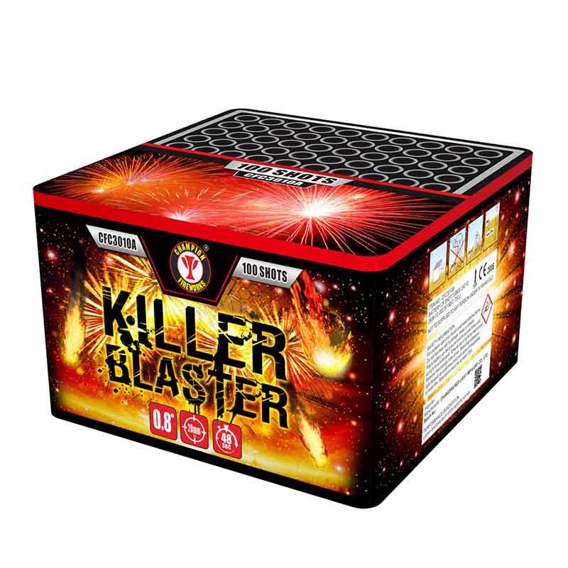 Killer Blaster 100 Shots