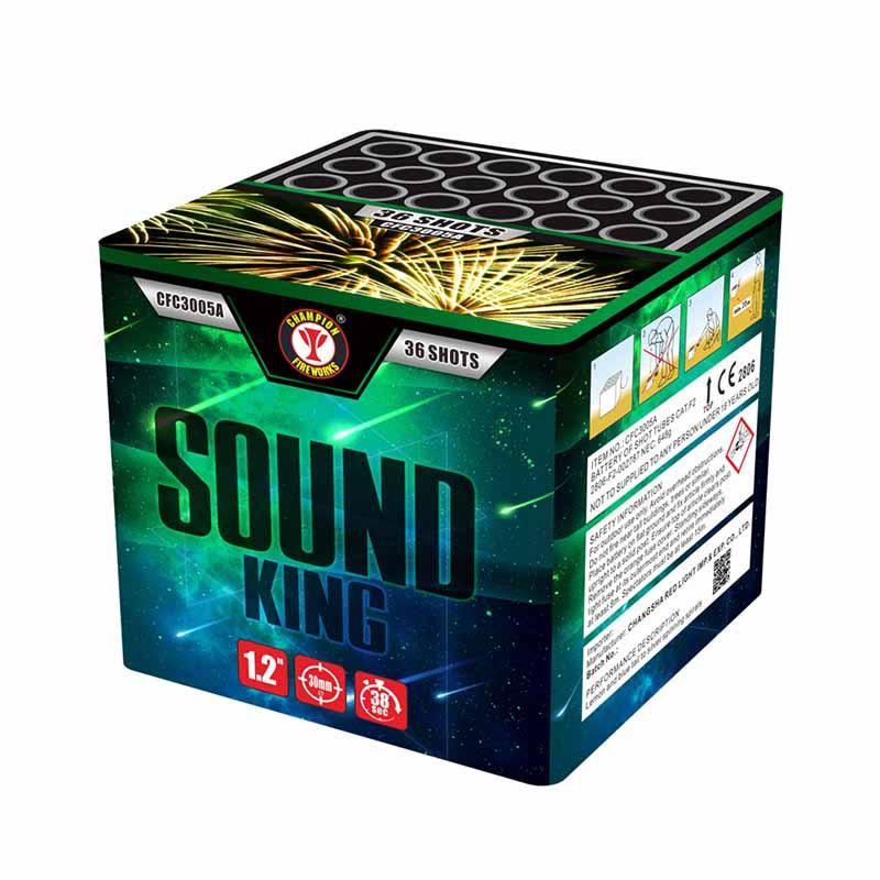 Sound King 36 Shots