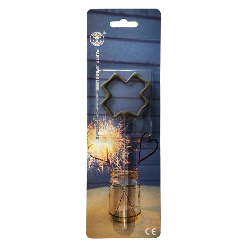 Four Leaf Clover Sparkler Fireworks