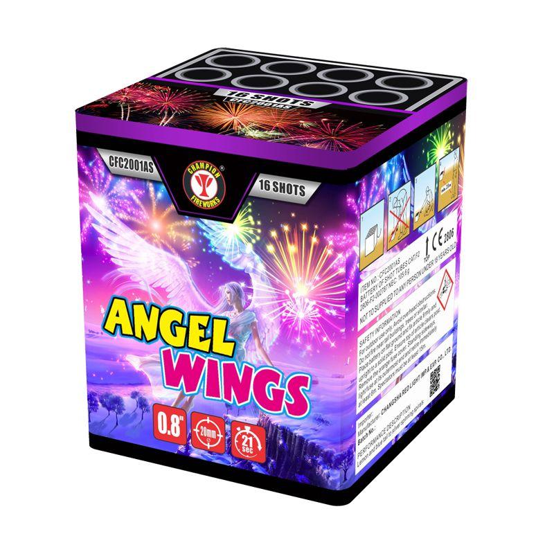 Angel Wings 16 Shots