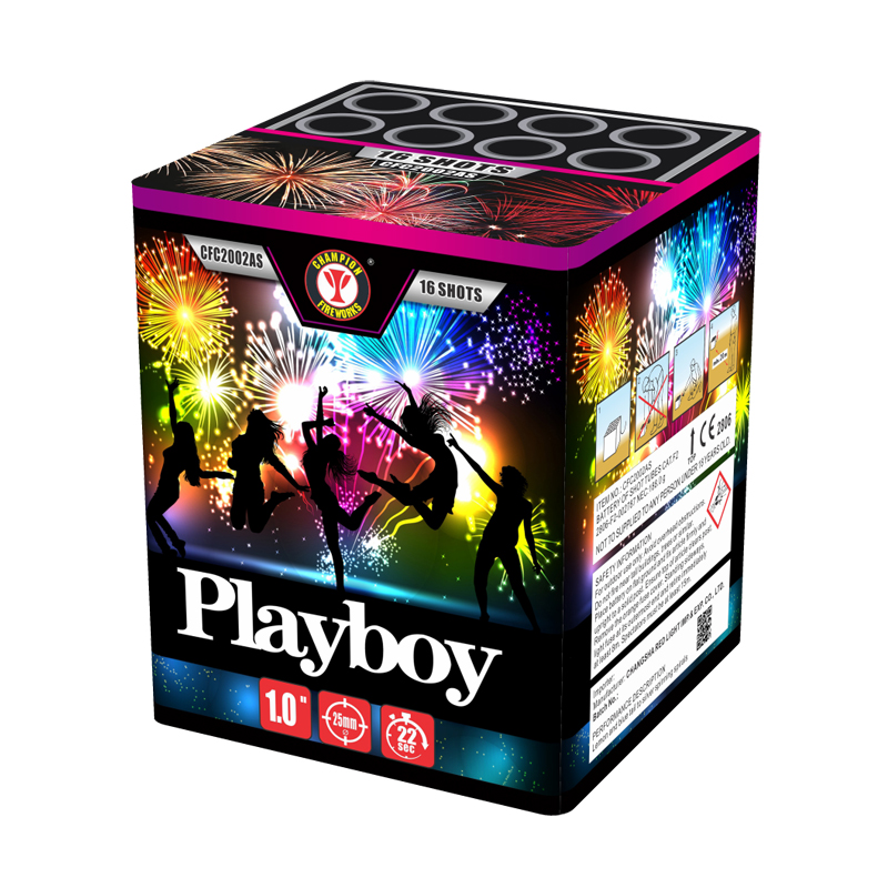 Playboy 16 Shots