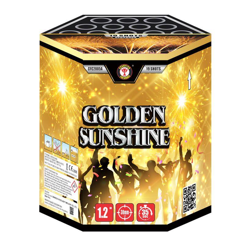 Golden Sunshine 19 Shots