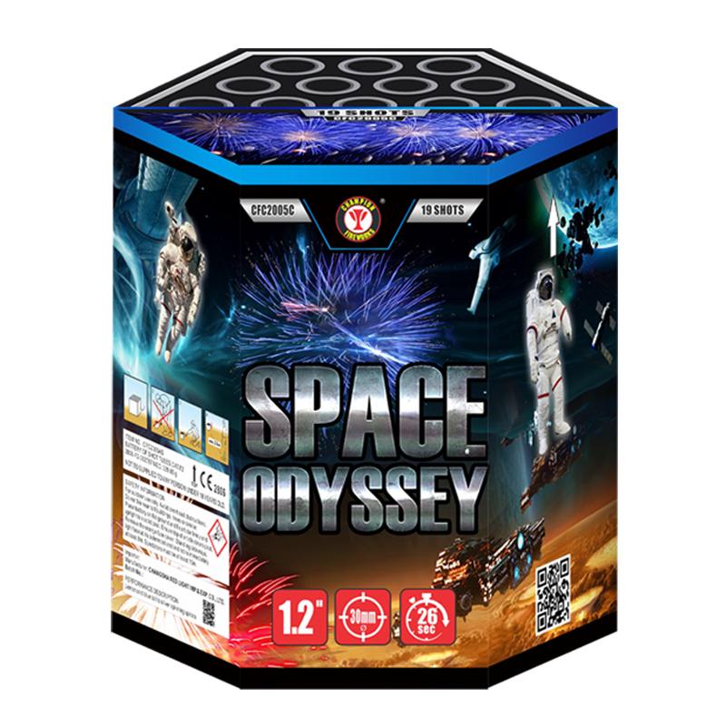 Space Odyssey 19 Shots