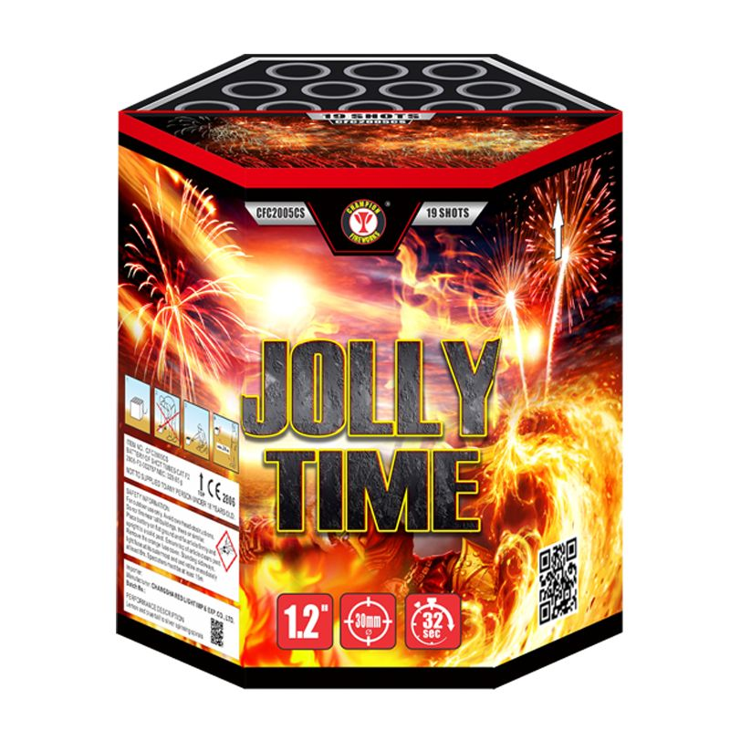 Jolly Time 19 Shots