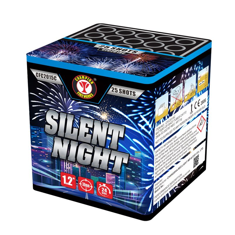 Silent Night 25 Shots
