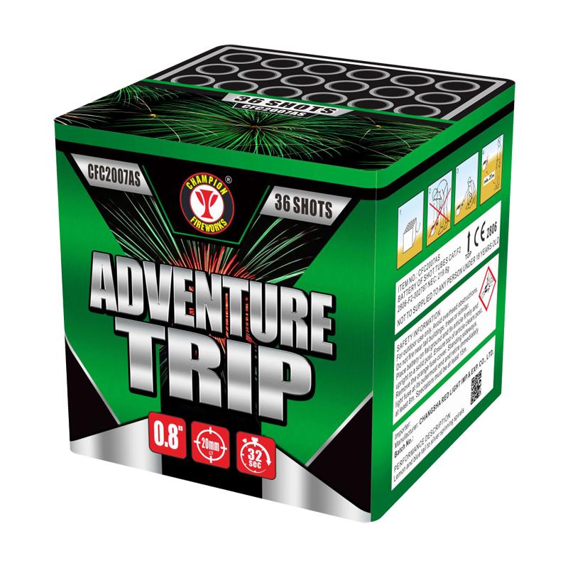 Adventure Trip 36 Shots