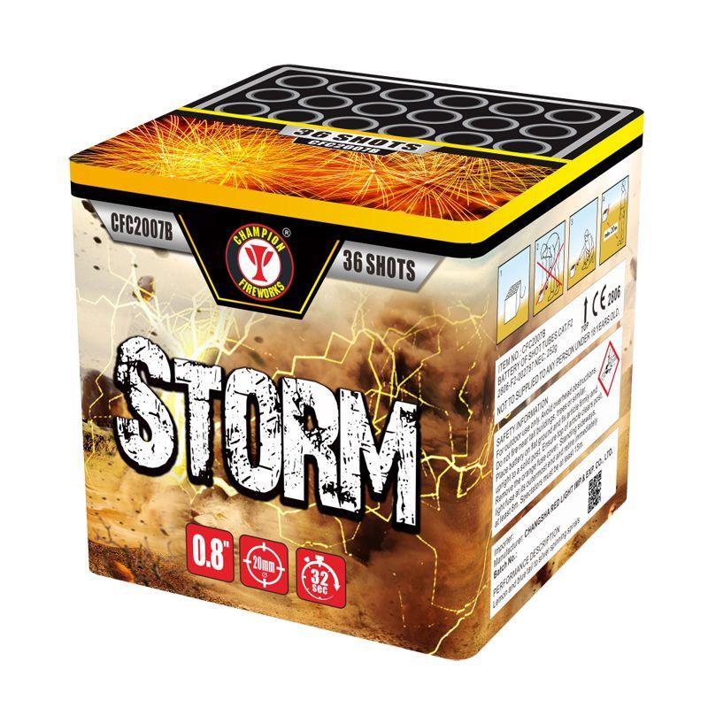 Storm 36 Shots