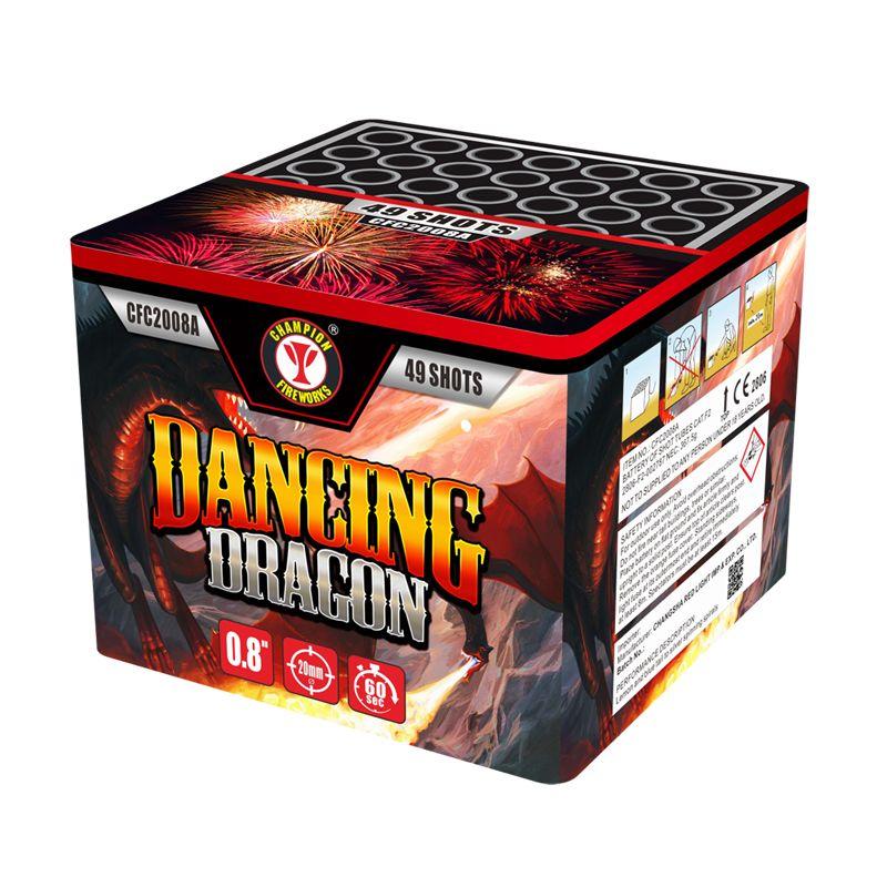 Dancing Dragon 49 Shots