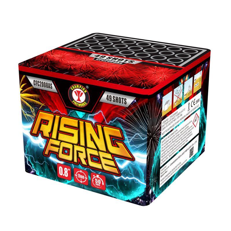 Rising Force 49 Shots