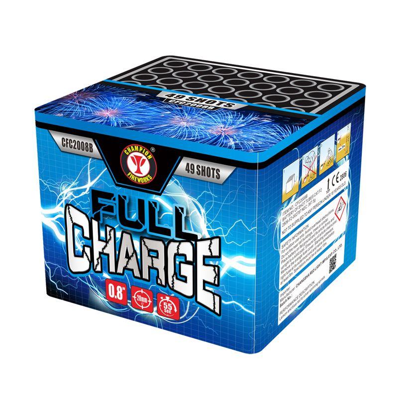 Full Charge 49 Shots