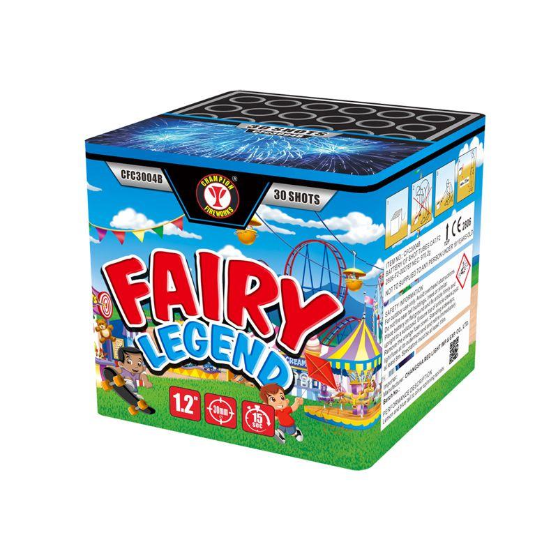 Fairy Legend 30 Shots