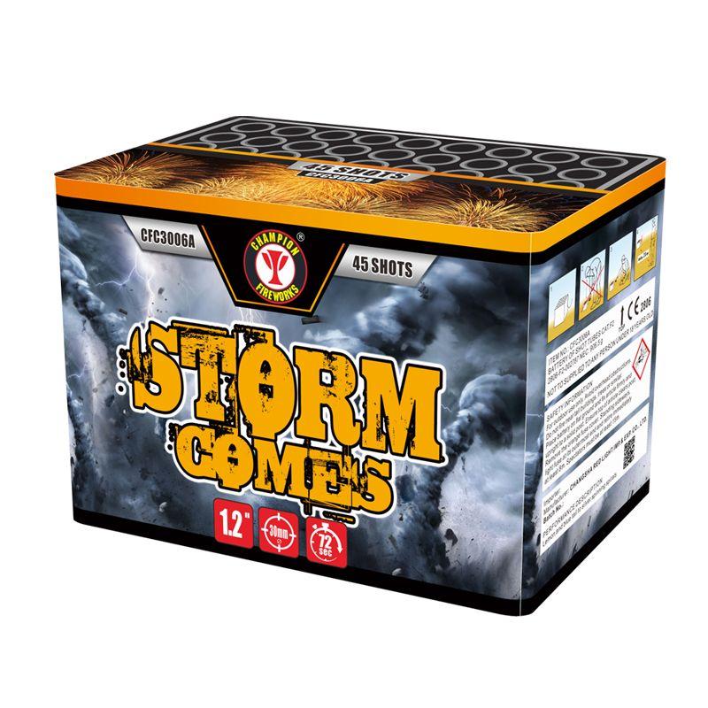 Storm Comes 45 Shots