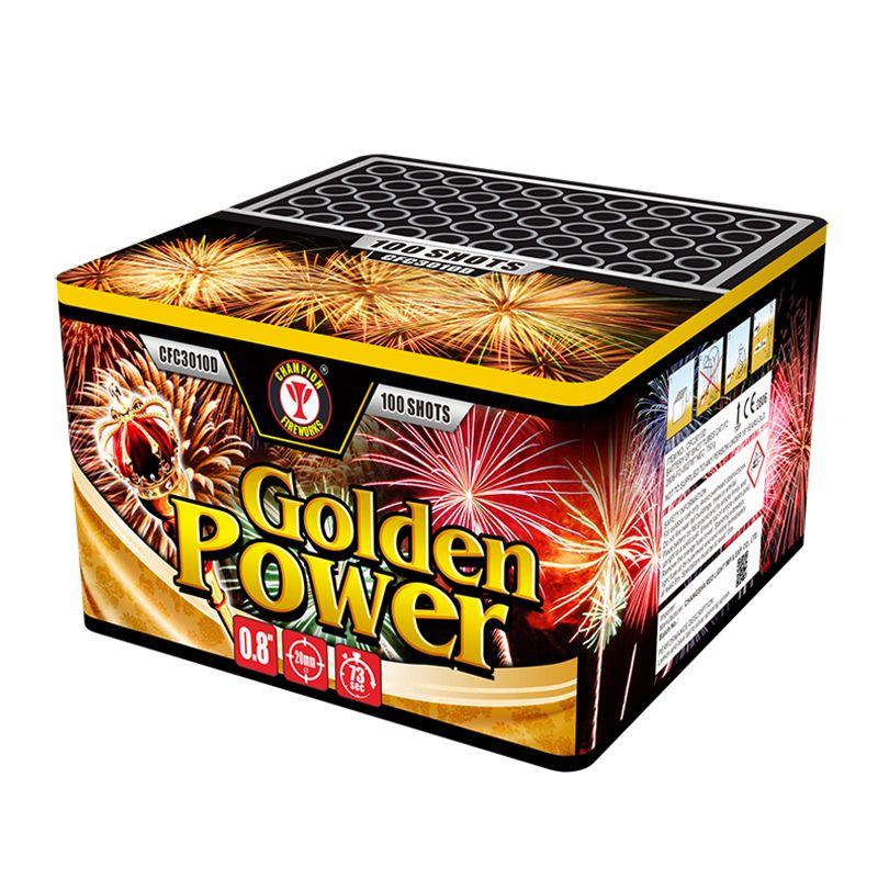 Golden Power 100 Shots
