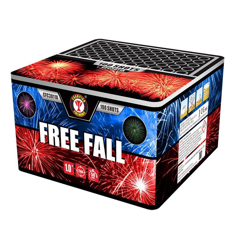 Free Fall 100 Shots