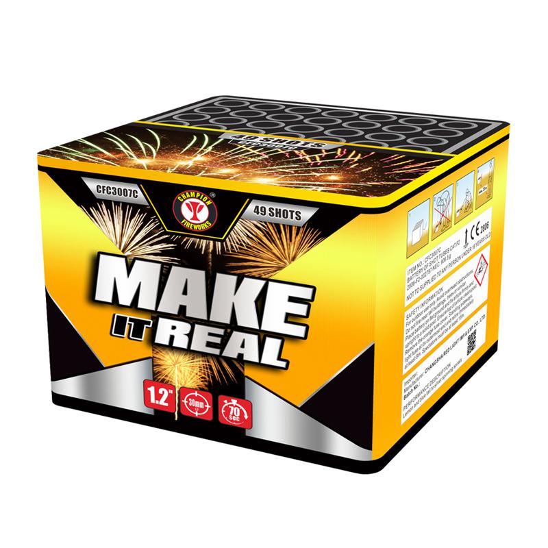 Make It Real 49 Shots