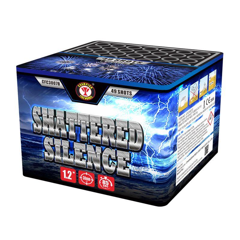 Shattered Silence 49 Shots