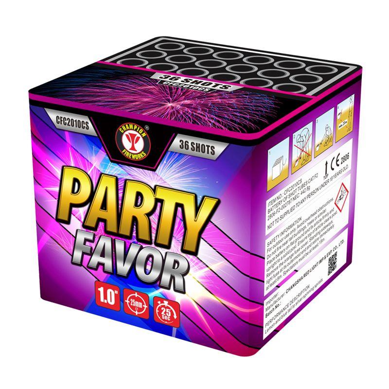 Party Favor 36 Shots