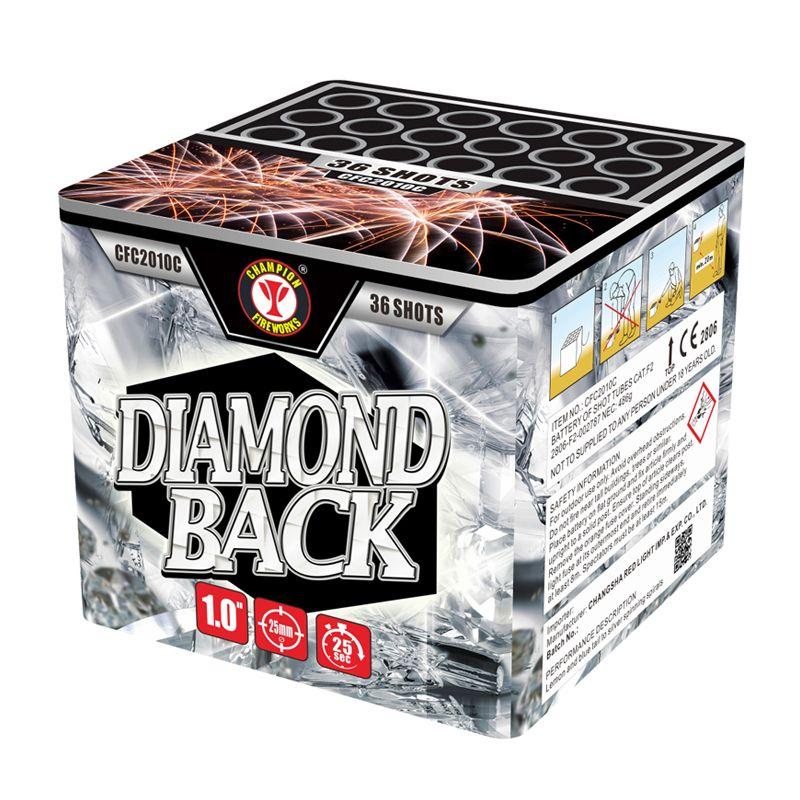 Diamond Back 36 Shots