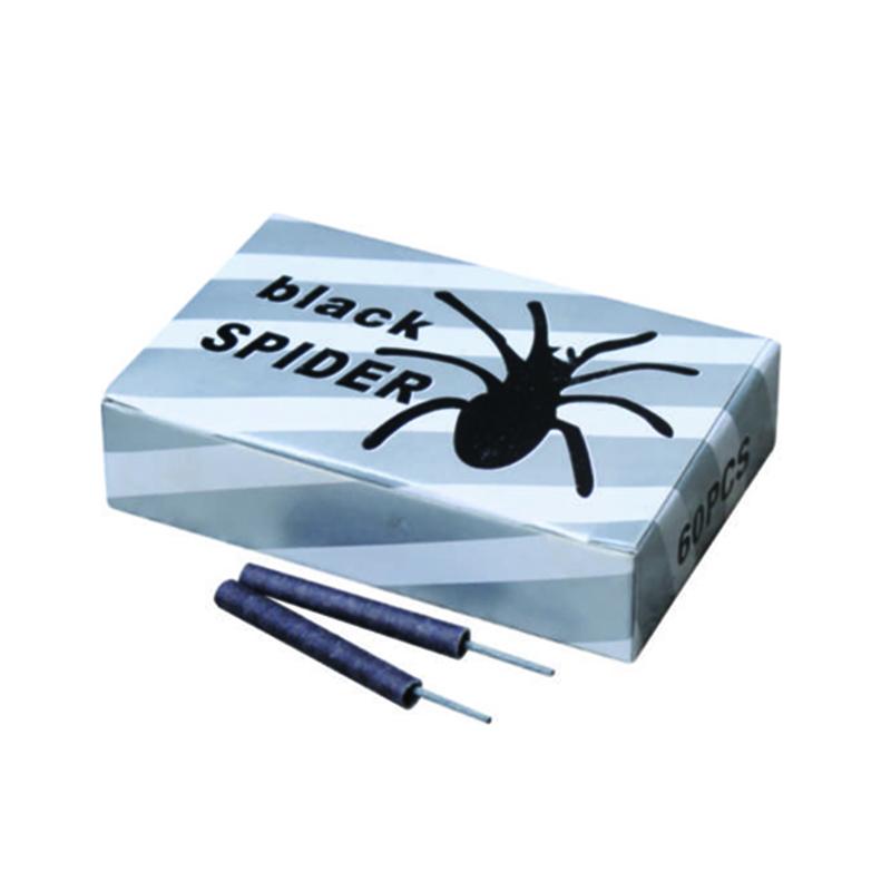 K0201F Black Spider Fireworks