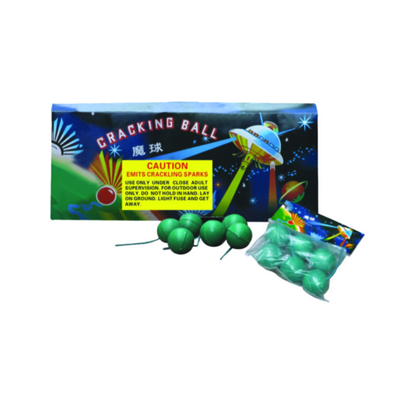 0205A Magic Ball Fireworks