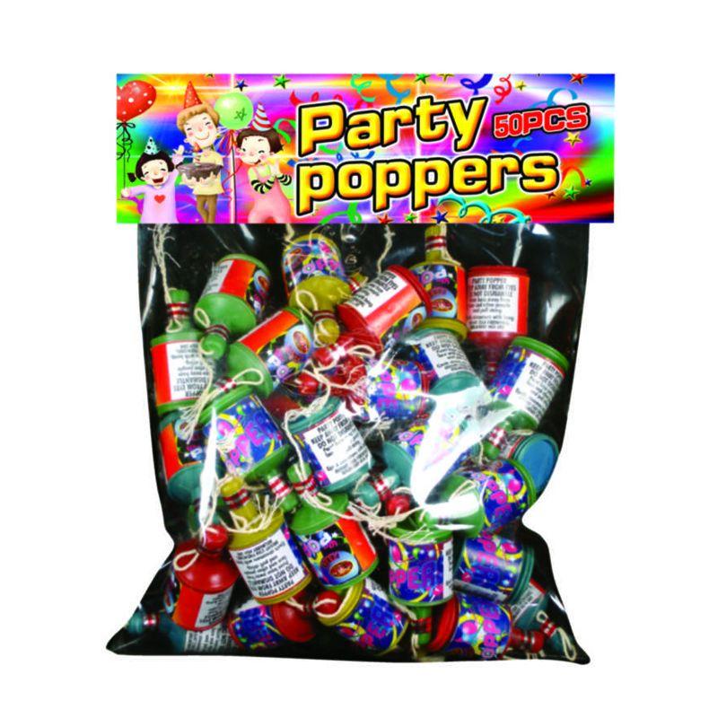Party Popper Fireworks 50 PCS
