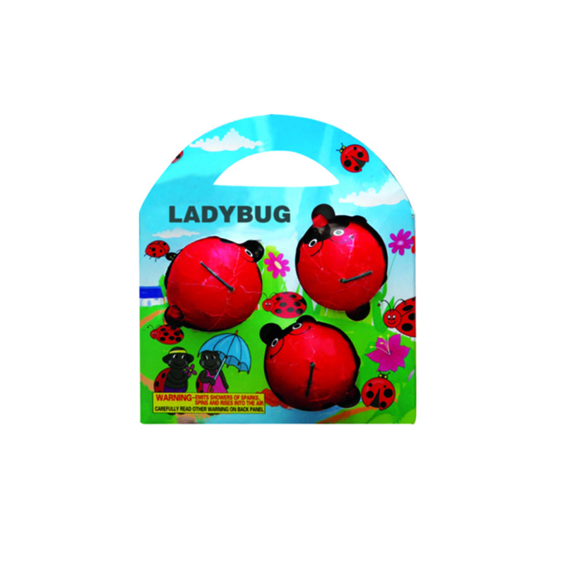 Lady Bug Fireworks