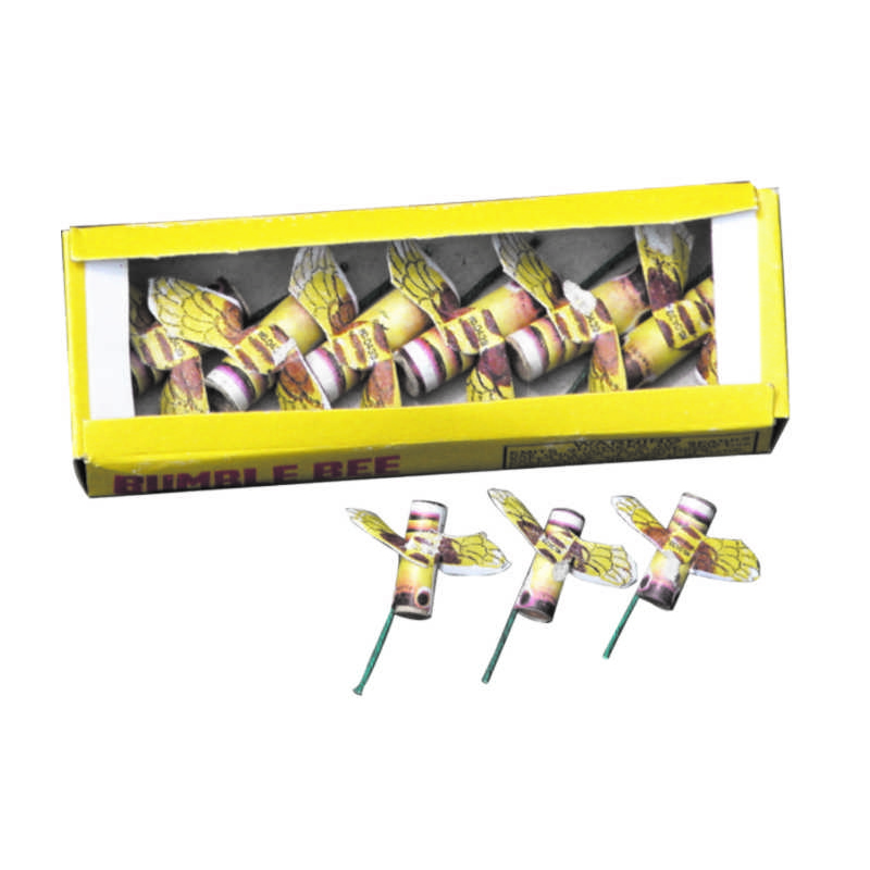 Bumble Bee Fireworks