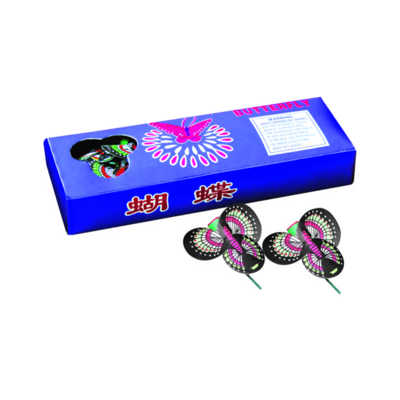 Butterfly Fireworks