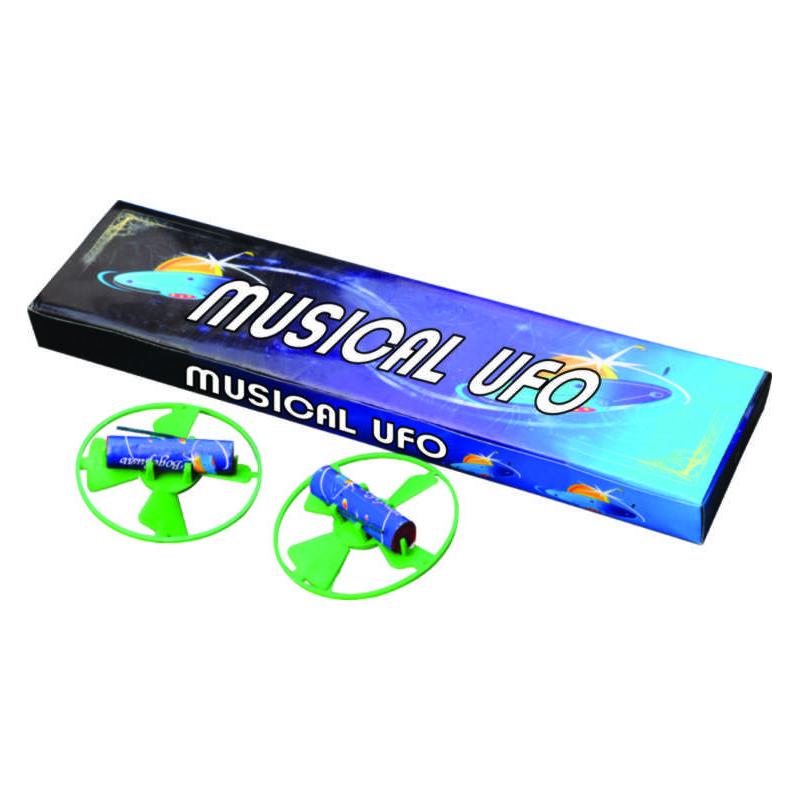 Musical UFO Fireworks