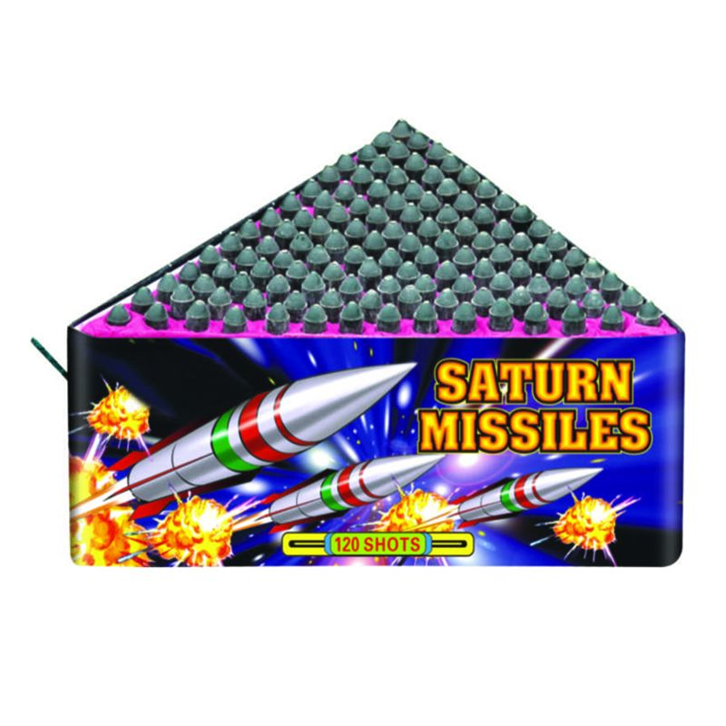 Saturn Missiles Battery 120 Shots
