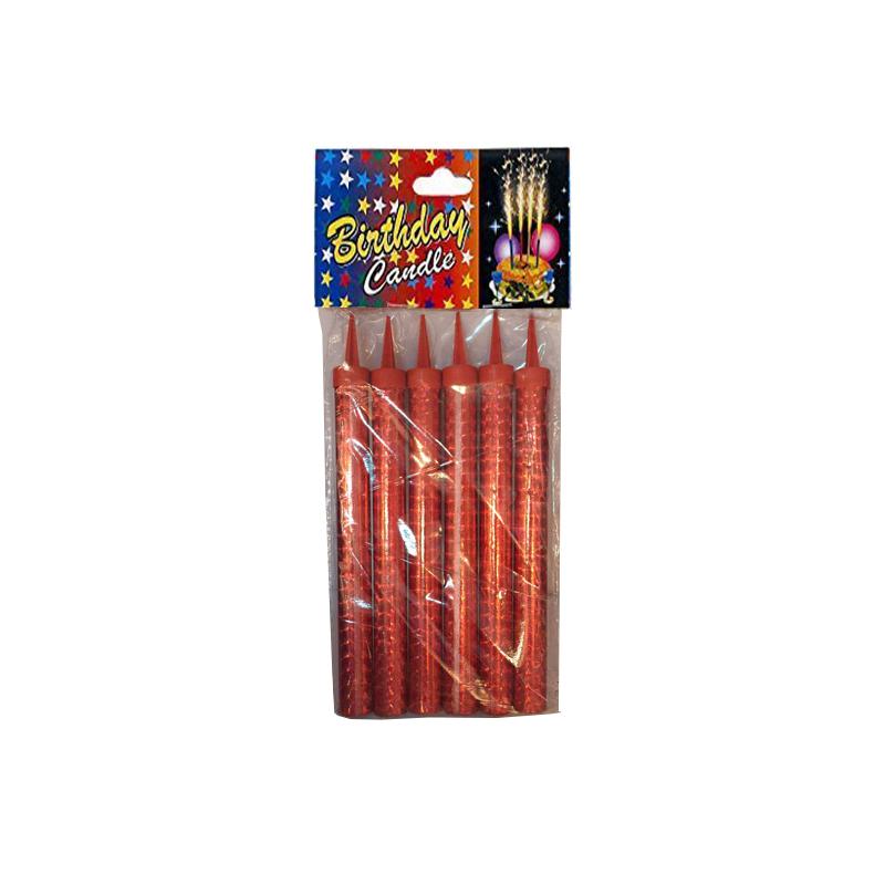 15CM Birthday Candle Fireworks