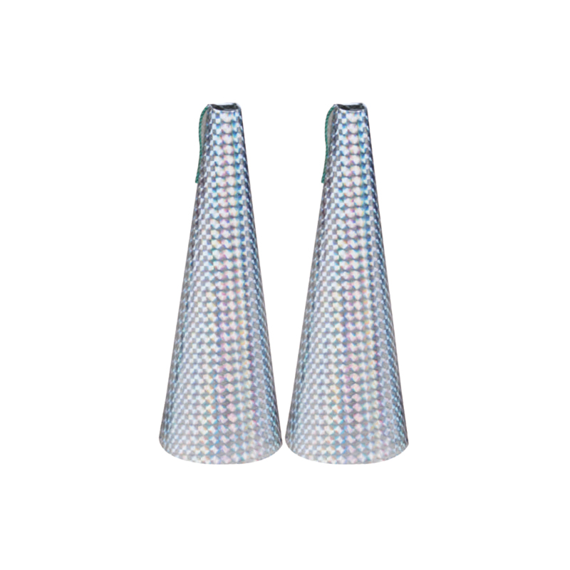 Conic Silver Fountain Fireworks 5M 60S