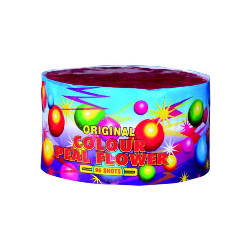 96 Shot Color Pearls Fireworks