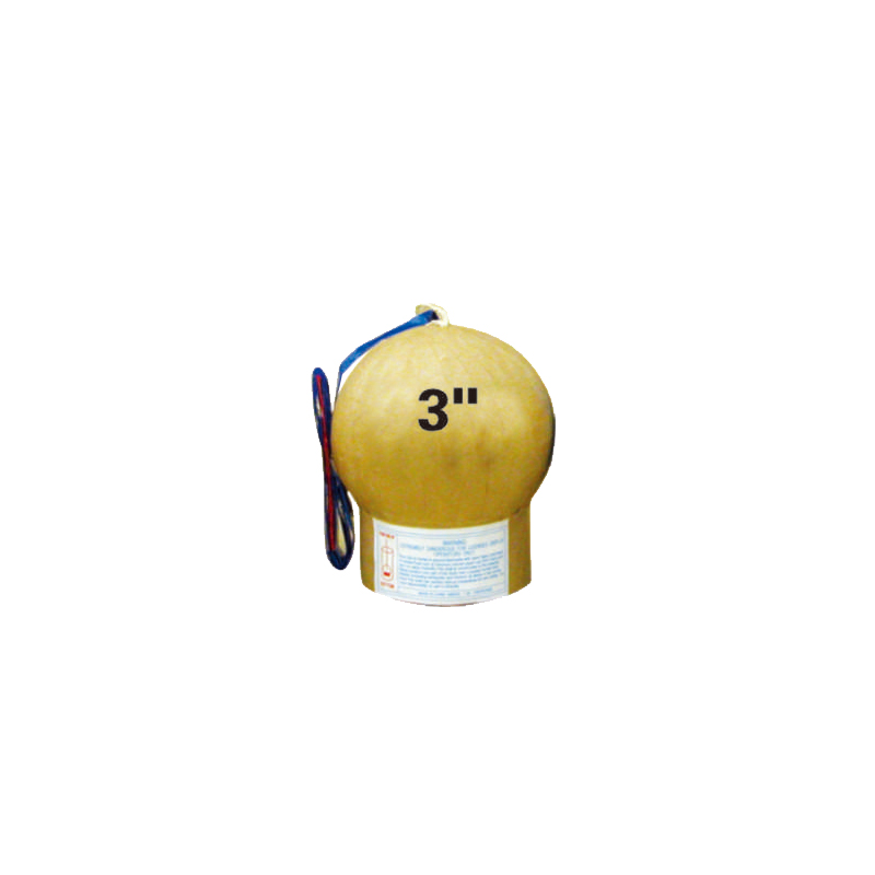 3 Inch Display Shell Fireworks