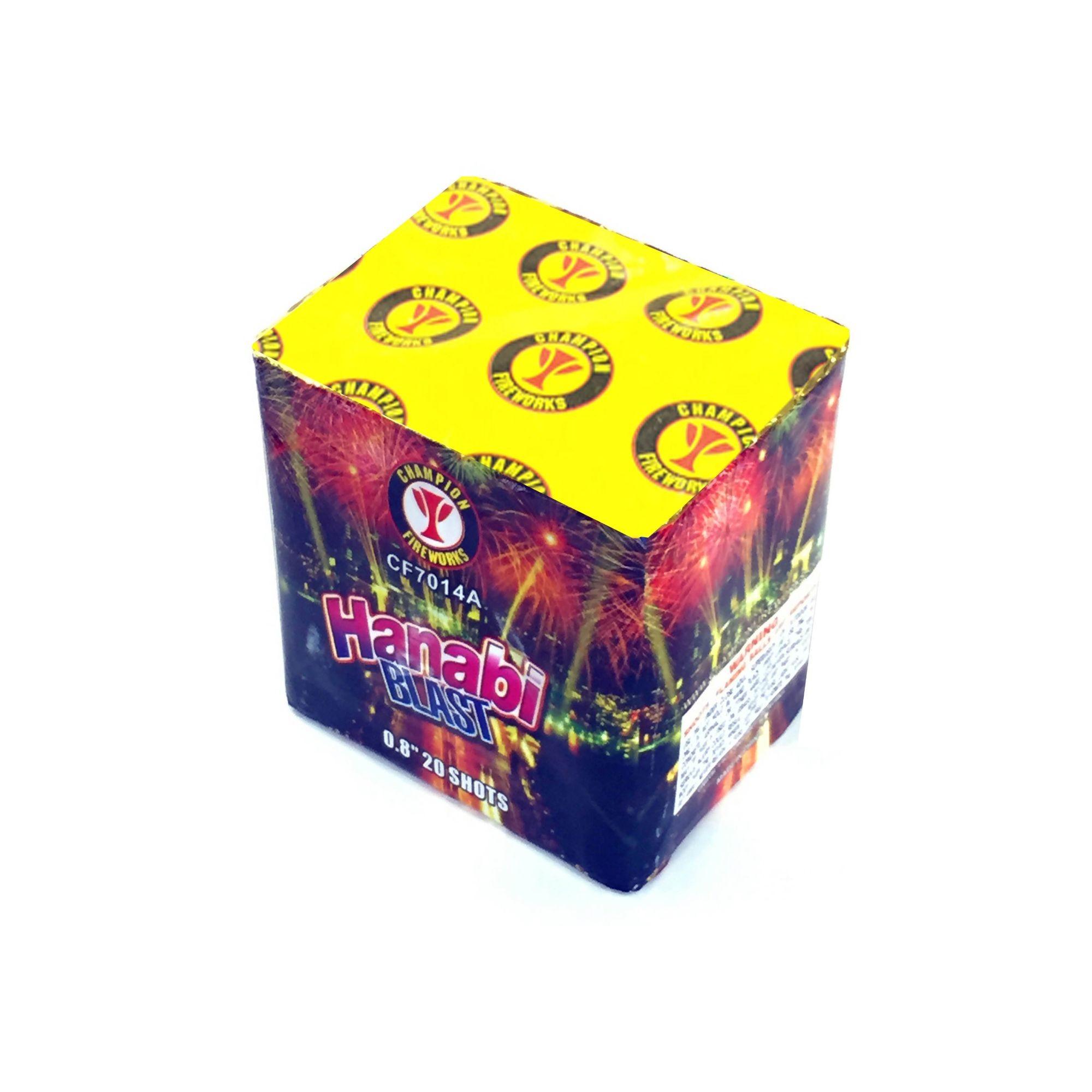 Hanabi Blast 20 Shots Cake Fireworks A