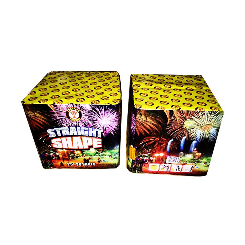 1.5 Inch 36 Shot Cake Fireworks