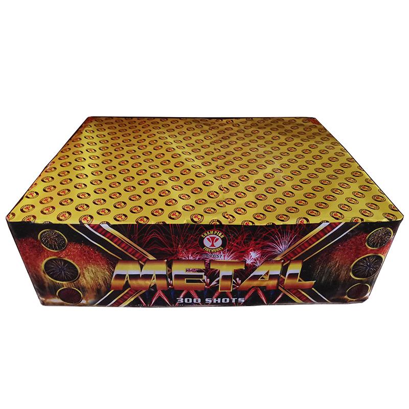 Super 300 Shots Cake Fireworks