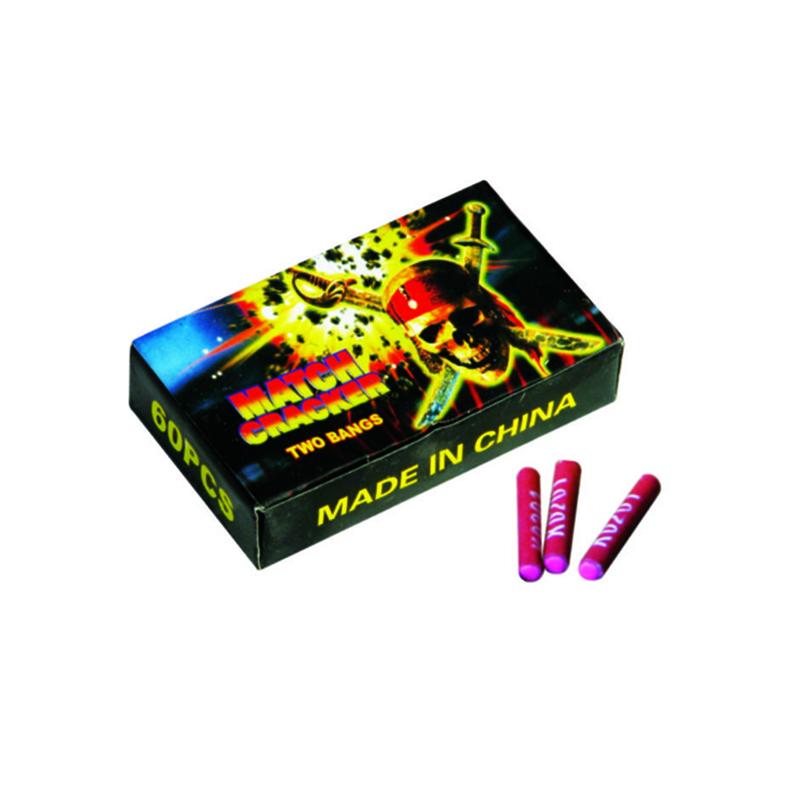 K0201-2 Match Cracker 2 Bangs