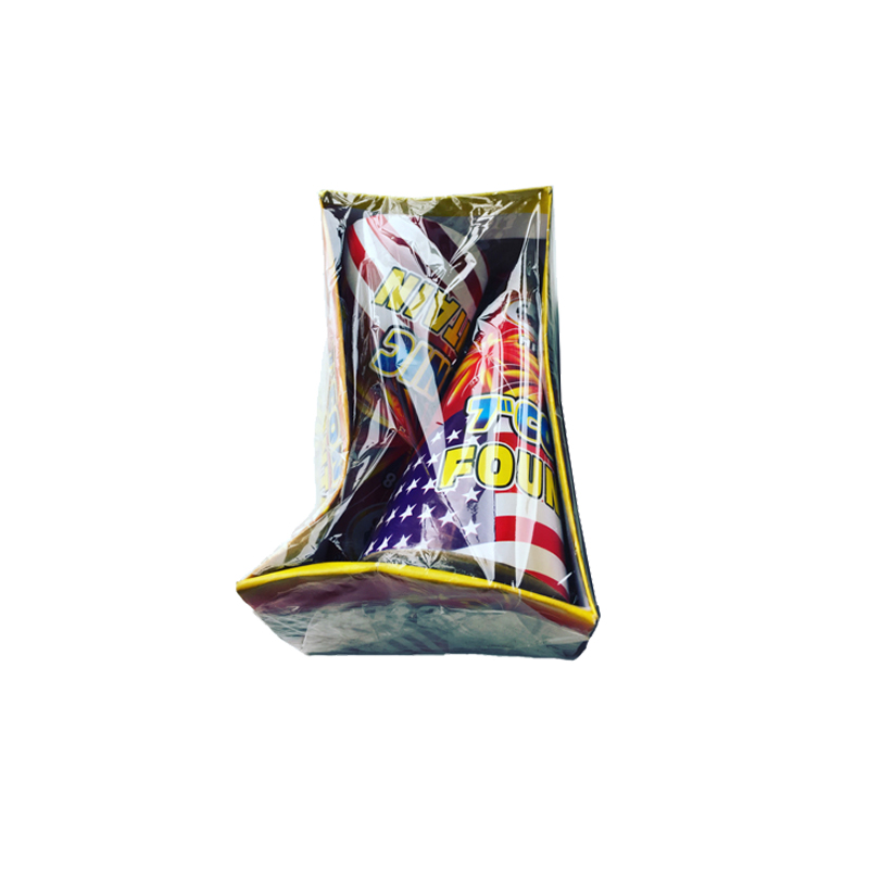 7 Inch Conic Fountain Fireworks