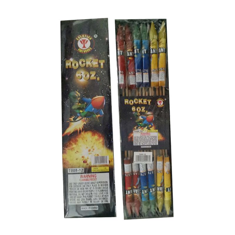 Sky Rocket Firework 6 OZ