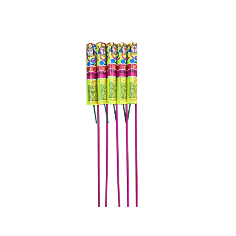 Coloured Swallow Rocket Fireworks