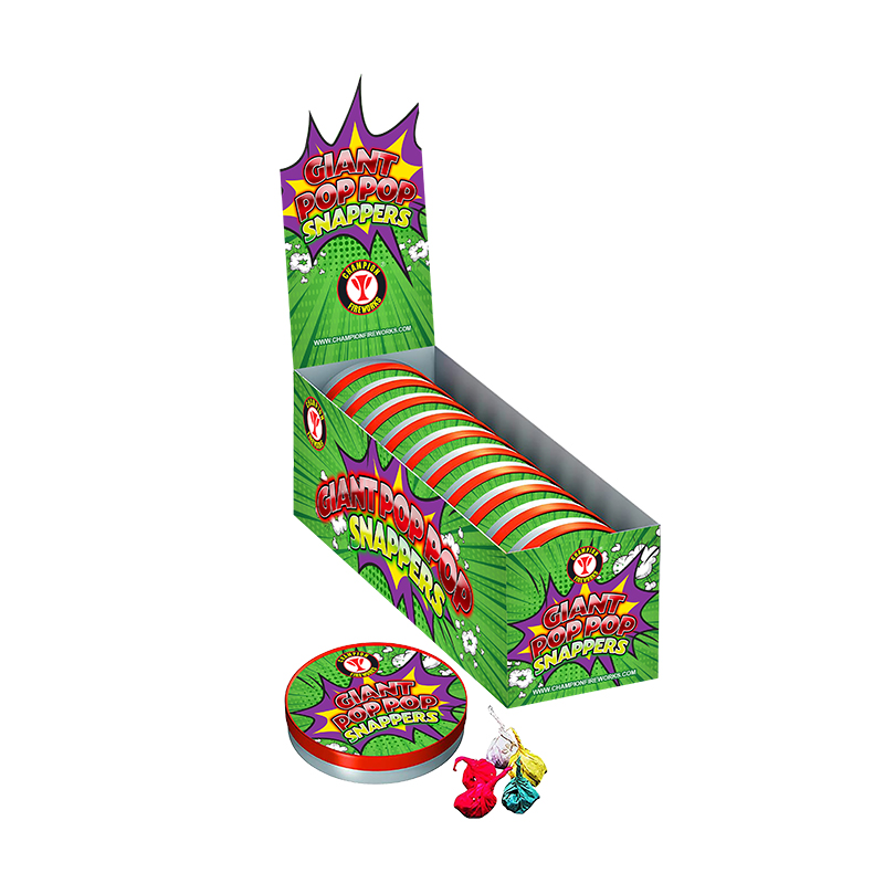 Giant Pop Pop Snapper Fireworks