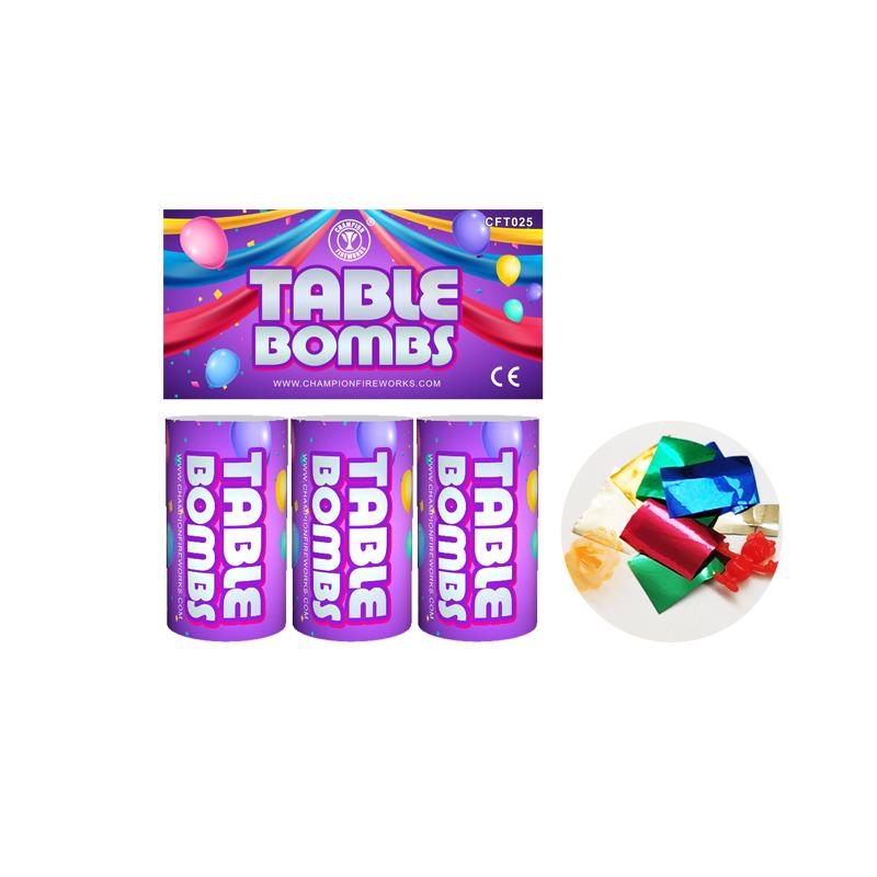6.5CM Table Bomb Fireworks