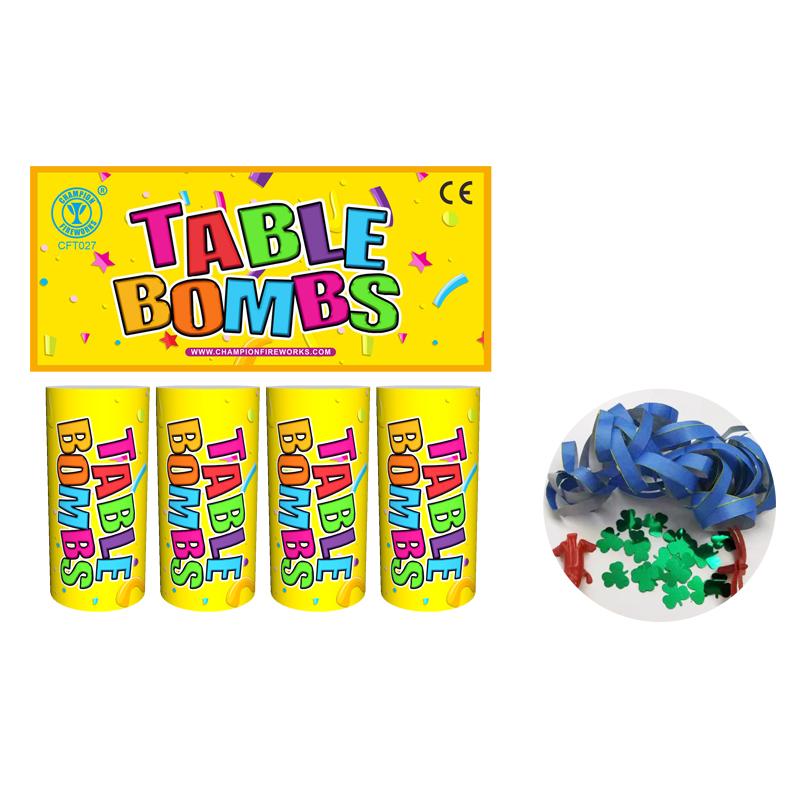 10CM Table Bomb Fireworks