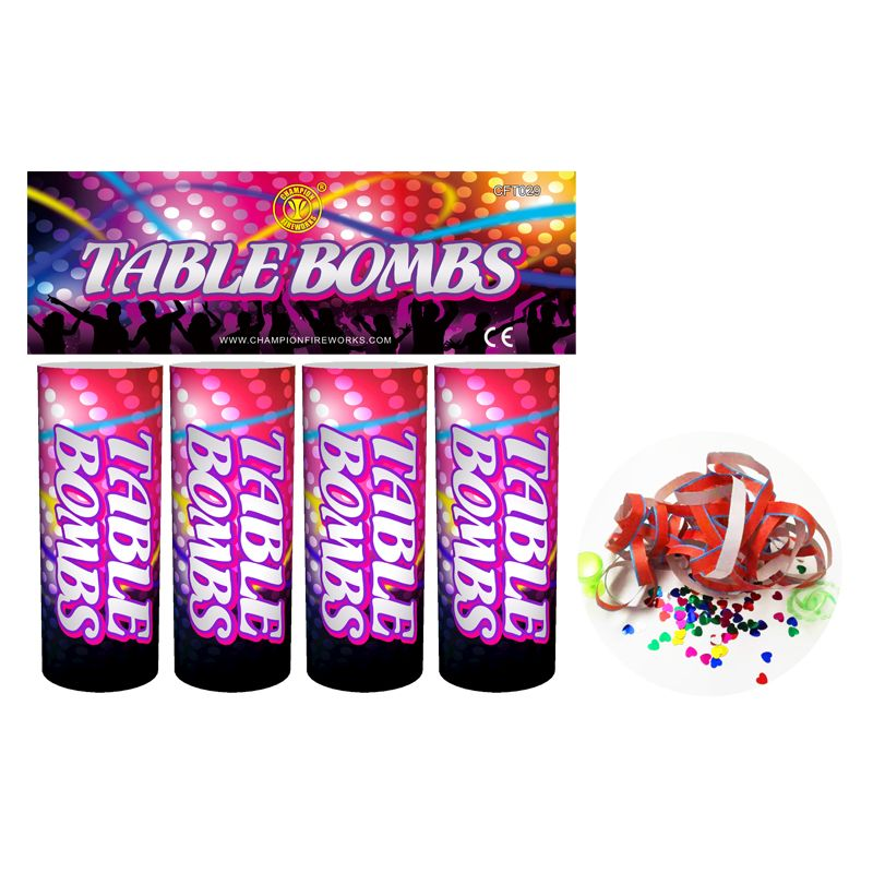 15CM Table Bomb Fireworks
